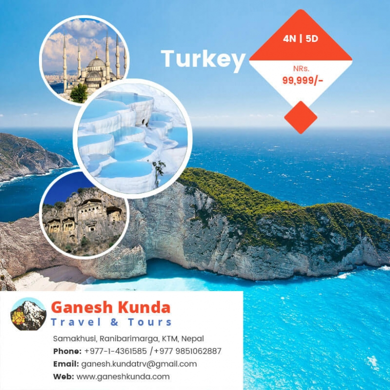 Special Offer for Turkey