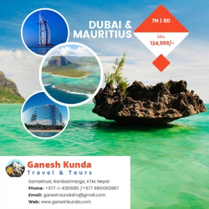Special Offer for Dubai & Mauritius