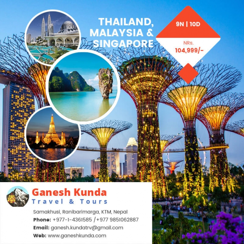 Special Offer for Thailand, Malaysia & Singapore