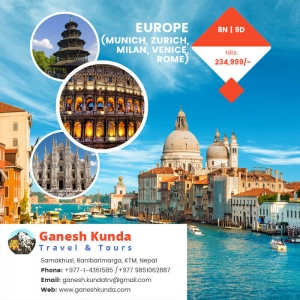 Special Offer for Europe