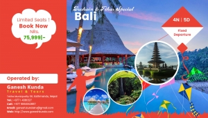 Bali Tour in Dashain & Tihar