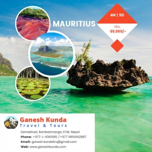 Special Offer for Mauritius