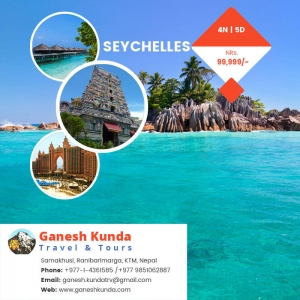 Special Offer for Seychelles