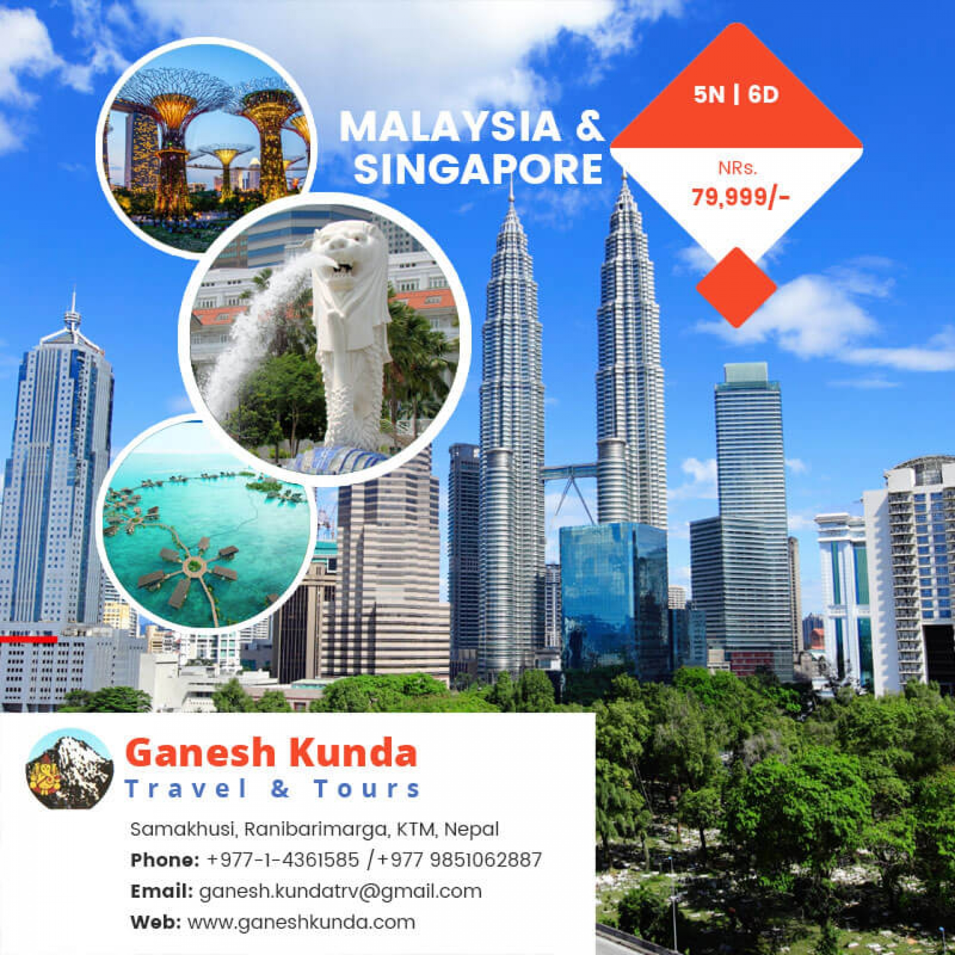 Singapore Malaysia: Special Offer For Malaysia & Singapore