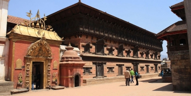 Bhaktapur City Tour (one day tour, 1hr. from Kathmandu)