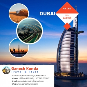 Special Offer for Dubai